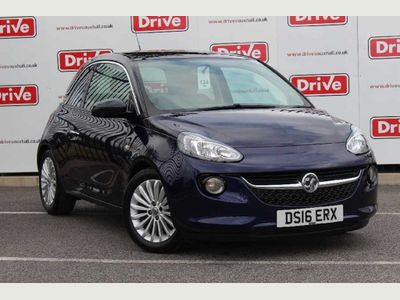 Vauxhall Adam 1.4i Glam 3dr Hatchback Further Discounts Available
