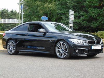 BMW 4 Series 428I M SPORT 2.0 2dr SAT NAV+HARMAN KARDON+CAMERA