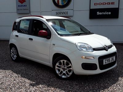 Fiat Panda 1.2 Easy 5dr *ROAD TAX £30*ALLOYS*AIR CON*