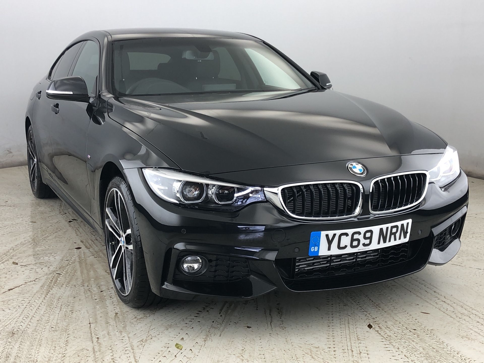 BMW 4 Series Gran Coupe 420d xDrive M Sport Gran Coupe Auto 2.0 5dr M Sport , Sat Nav , Leather
