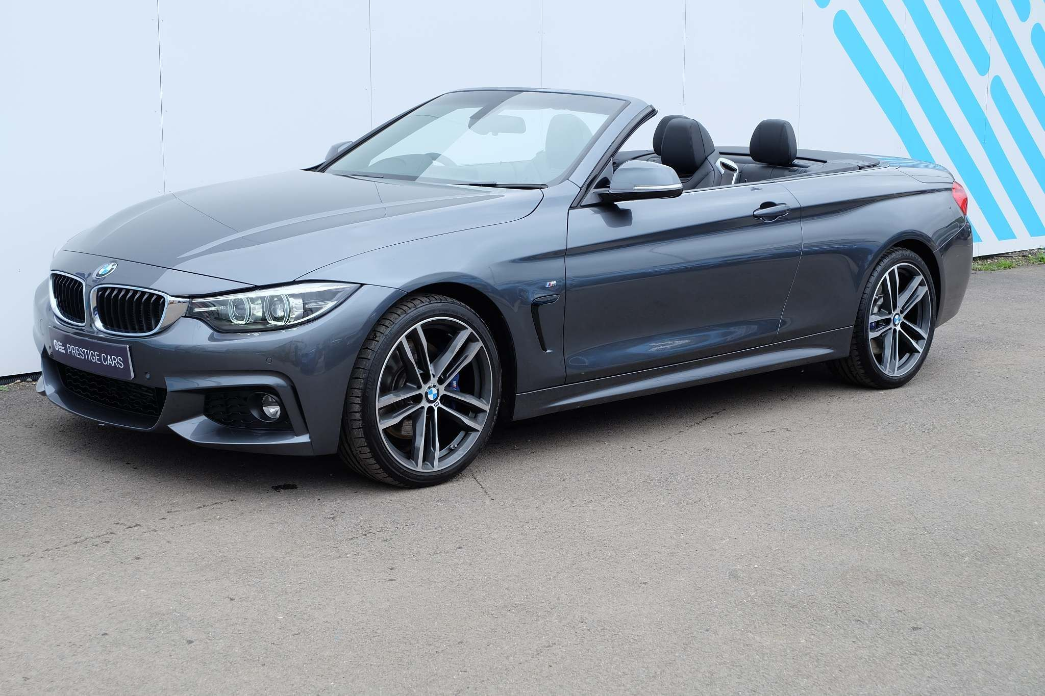 Used  BMW 4 Series M Sport