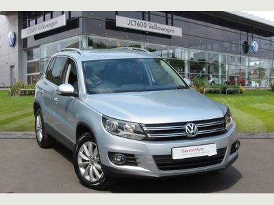 Volkswagen Tiguan 2.0 TDi BlueMotion Tech Match 5dr Great 4 x 4