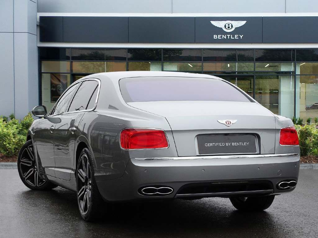 Bentley Flying Spur 4.0 V8 Auto 4WD 4dr