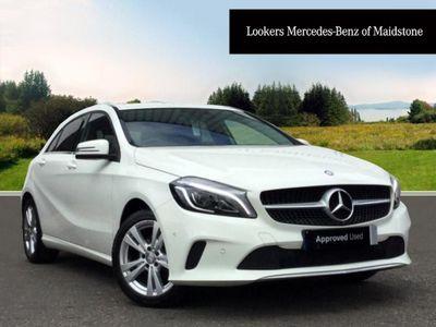Mercedes-Benz A Class A180d Sport Premium 5dr Auto 1.5 *SAT NAV*HEATED SEATS*LED'S*