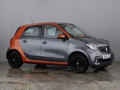 Smart Forfour Hatchback 1.0 Edition 1 5dr GREAT COLOUR COMBO