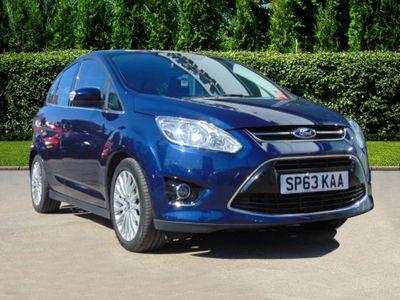 Ford C-Max TITANIUM TDCI 1.6 5dr 12 month Main Dealer Warranty