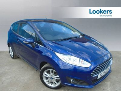 Ford Fiesta 1.0 EcoBoost Zetec 3dr +++ ALLOYS / MP3 CONNECT +++