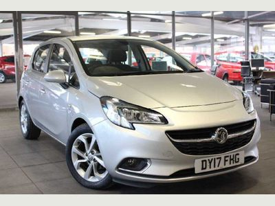 Vauxhall Corsa 1.4 ecoFLEX SRi 5dr Hatchback WE SIMPLY REFUSE TO BE BEATEN