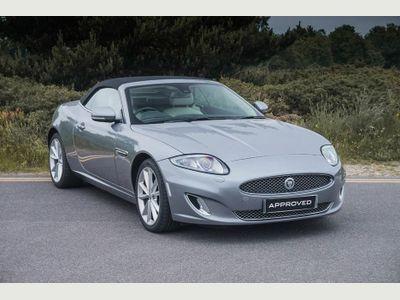 Jaguar XK 5.0 V8 (385PS) Portfolio 2dr AMAZING LOW MILEAGE + AS NEW