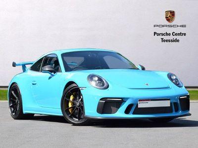 Porsche 911 GT3 2dr GT3 / CLUBSPORT PACKAGE