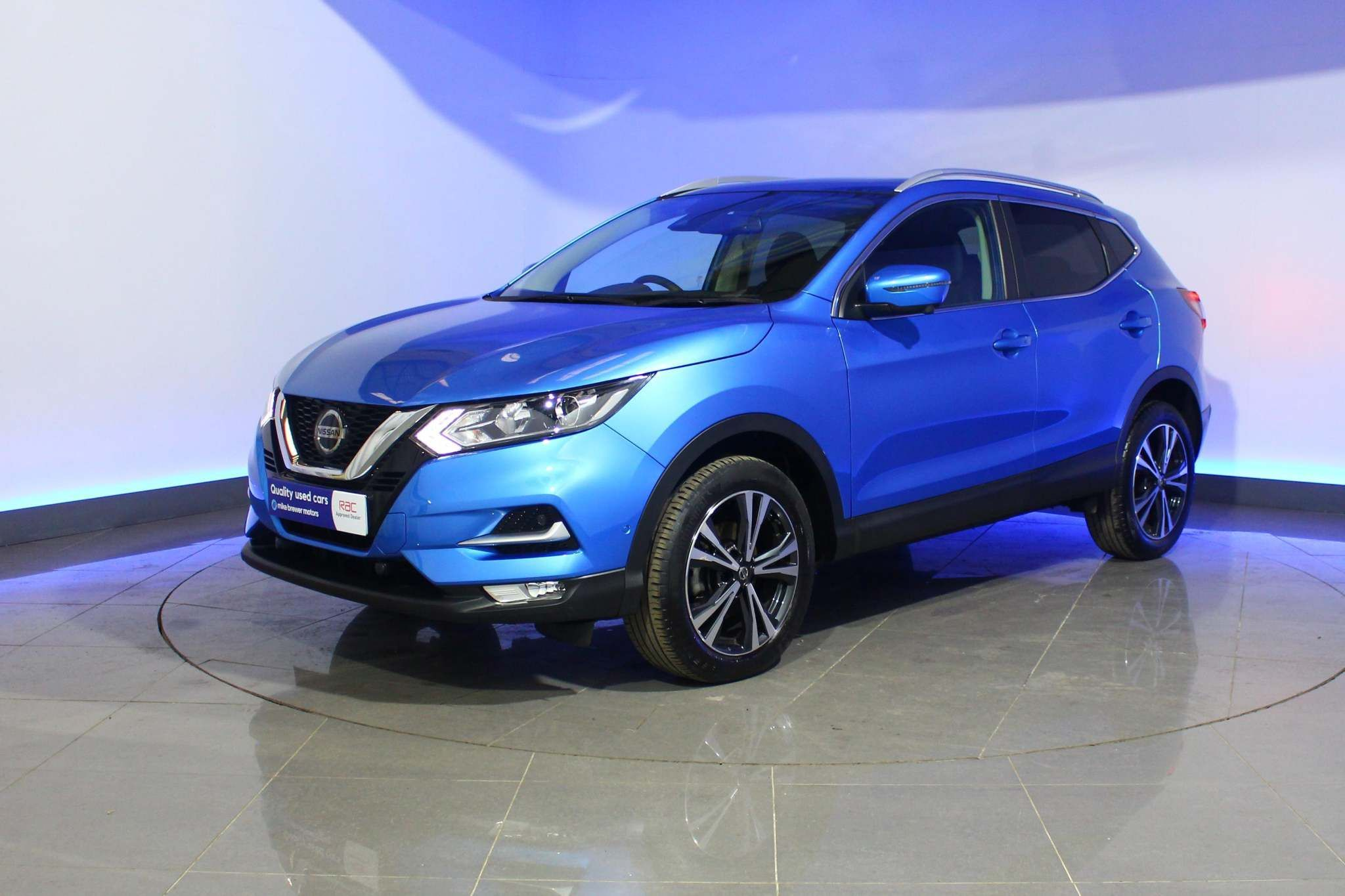 Used  Nissan Qashqai N-Connecta