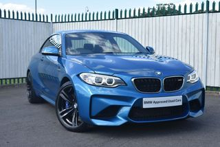 Find approved used BMW M2s for sale   Rybrook