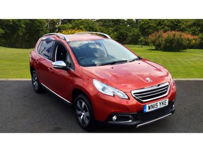 Peugeot 2008 1.6 E-Hdi Allure 5Dr Diesel Estate Great Family Vehicle