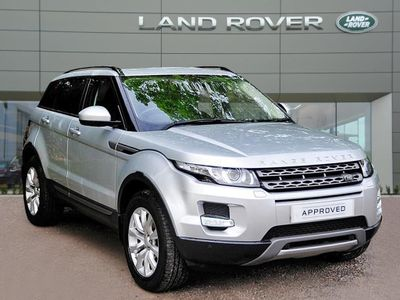 Land Rover Range Rover Evoque 2.2 SD4 Pure 5dr Auto [9] [Tech Pack] SAT NAV FULL LEATHER PRIVACY