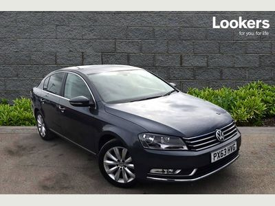 Volkswagen Passat 2.0 TDI Bluemotion Tech Highline 4dr DSG Sat Nav and Heated Seats
