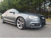 Used Audi A5 2.0 TDI Black