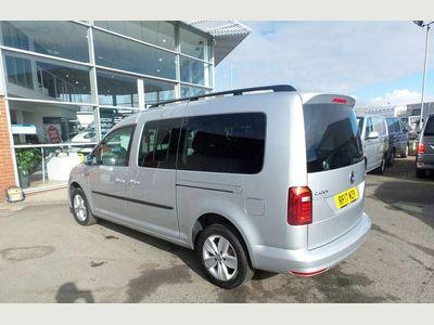 Volkswagen Caddy Maxi Life 2.0 TDI 5dr *SATNAV* *CLIMATIC AIRCON*
