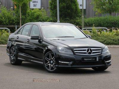 Mercedes-Benz C Class C250 CDI BlueEFF AMG Sport Plus 4dr Auto [MPilot] 2.1 PANORAMIC SUNROOF*AMG LINE*