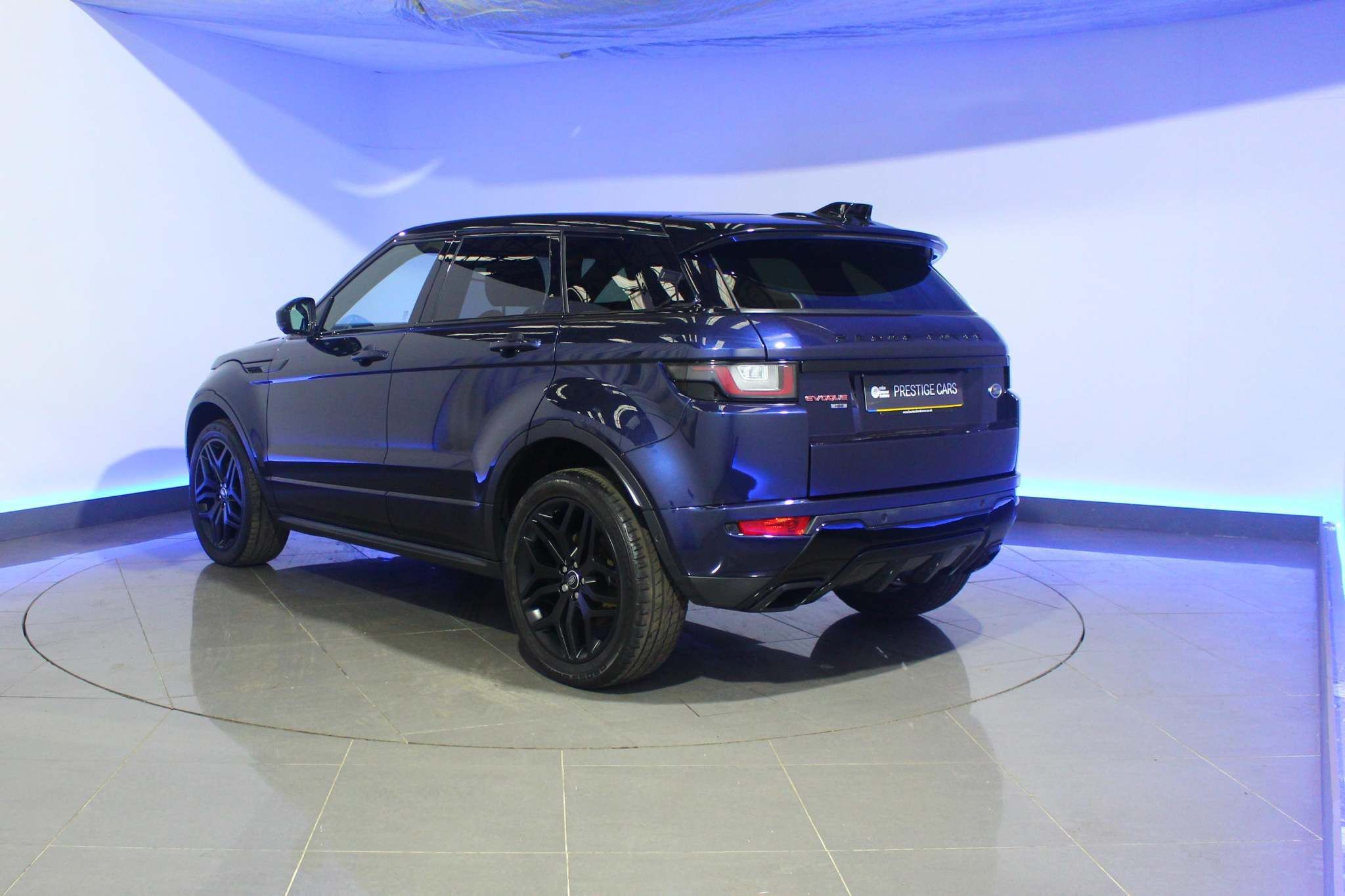 Used Land Rover Range Rover Evoque 2.0 Td4 Hse Dynamic Lux Auto 4wd (s/s) 5dr