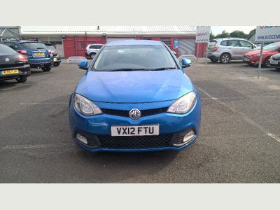MG MG6 1.8 TCi GT SE 5dr ** VEHICLE IN PREPARATION **