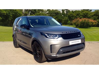 Land Rover Discovery 2.0 Sd4 Hse Luxury 5Dr Auto Diesel Station Wagon Black Pack and Privacy Glass