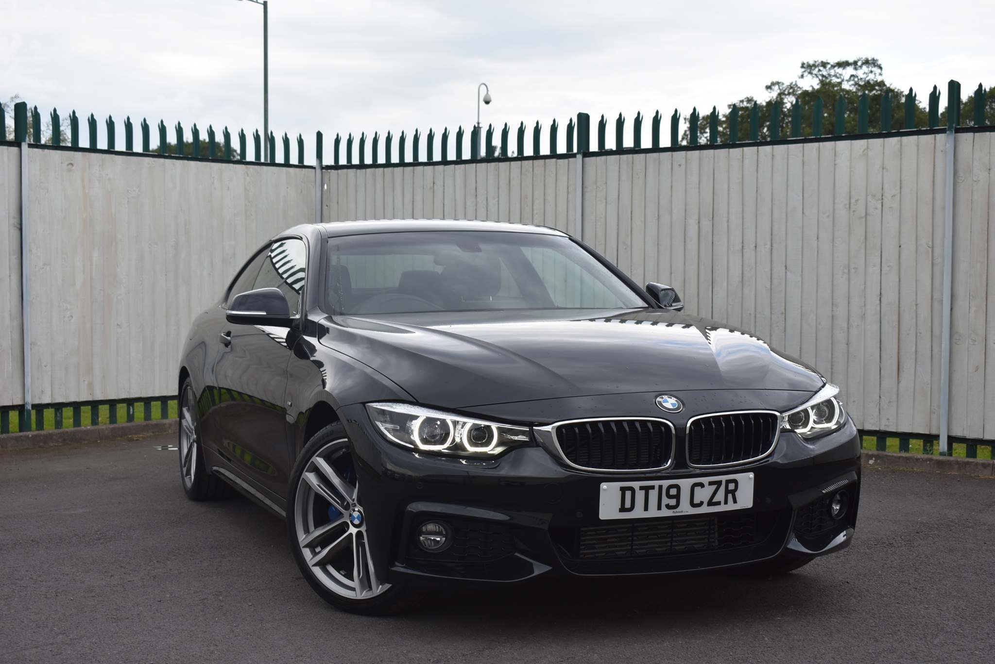 BMW 4 Series 420d M Sport Coupe 2.0 2dr DELIVERY MILES M SPORT