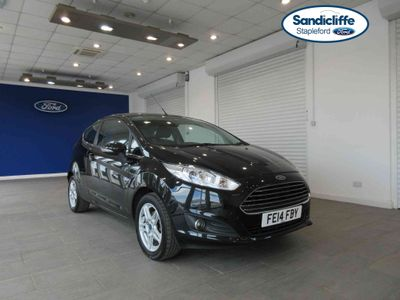 Ford Fiesta 1.25 82 Zetec 3 door FULL HISTORY BLUETOOTH