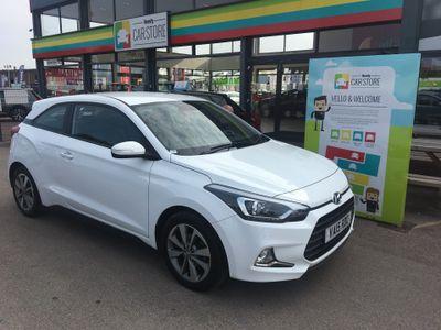 Hyundai I20 1.2 SE 3dr 12 Months RAC Warranty