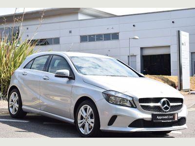 Mercedes-Benz A Class 1.5 A180d Sport (s/s) 5dr ++++++ REVERSING CAMERA ++++++