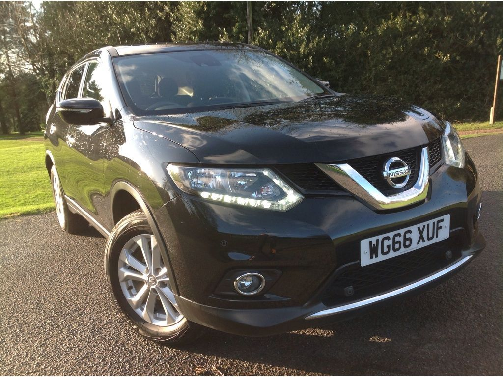 Nissan X-Trail 1.6 dCi Acenta SUV 5dr Diesel (s/s) (130 ps)