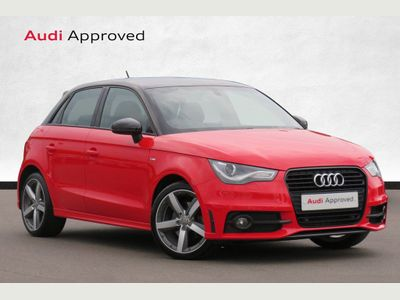 Audi A1 1.6 TDI S Line Style Edition 5dr Full Leather, A Rare Find