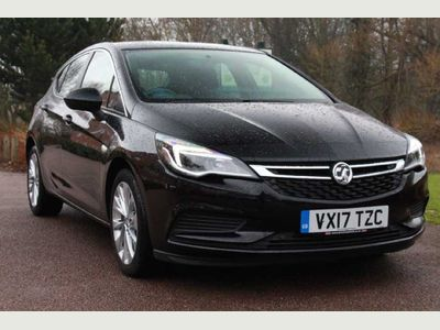 Vauxhall Astra 1.6 CDTi 16V 136 Tech Line 5dr Hatchback We Simply Refuse To Be Beaten