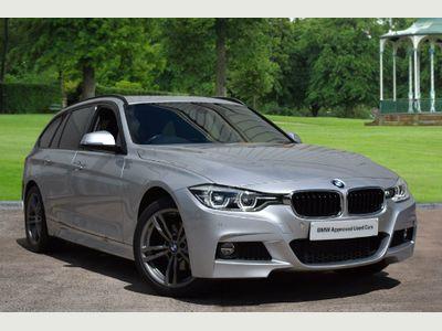 BMW 3 Series 320d xDrive M Sport Touring 2.0 5dr M SPORT NAV LEATHER XDRIVE