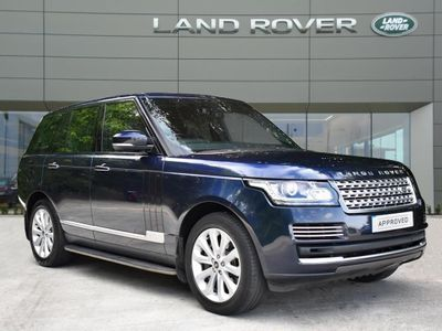 Land Rover Range Rover 4.4 SDV8 Vogue SE 4dr Auto SLIDING PAN ROOF, DIGI TV
