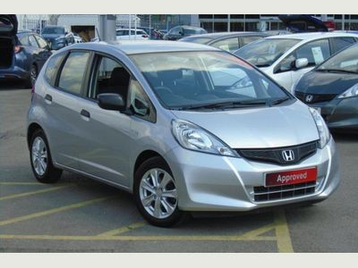 Honda Jazz 5-Door 1.2 i-VTEC S 5dr 1 Owner, FSH