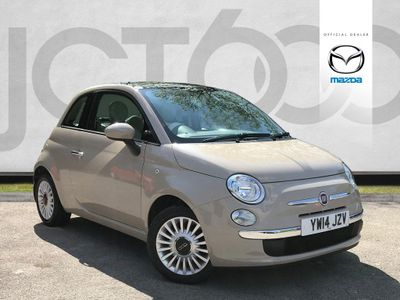 Fiat 500 LOUNGE 1.3 3dr *Perfect 1st Car*