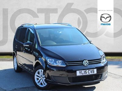 Volkswagen Touran SE TDI BLUEMOTION TECHNOLOGY 1.6 5dr JUST 20995 MILES FROM NEW!