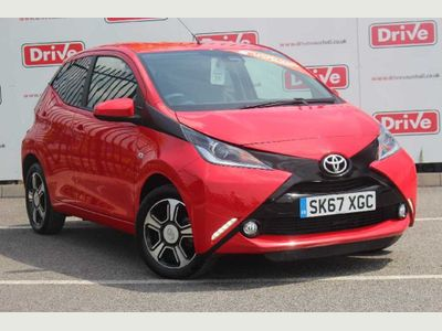 Toyota Aygo 1.0 VVT-i X-Clusiv 3 TSS 5dr Hatchback FURTHER DISCOUNTS AVAILABLE