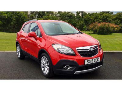 Vauxhall Mokka 1.6I Se 5Dr Petrol Hatchback PERFECT FAMILY CAR