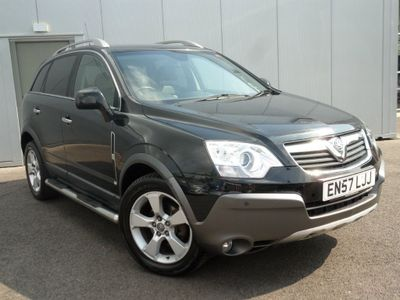 Vauxhall Antara 2.0 CDTi 16v SE 5dr ***NAV, A/C, HEATED LEATHER***
