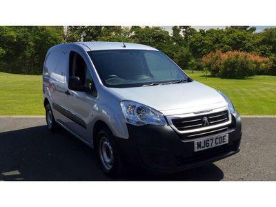 Peugeot Partner L1 Diesel 850 Se 1.6 Bluehdi 100 Van [non Start Stop] AIR CONDITIONING