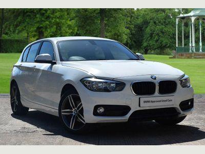 BMW 1 Series 116d Sport 5-Door 1.5 5dr
