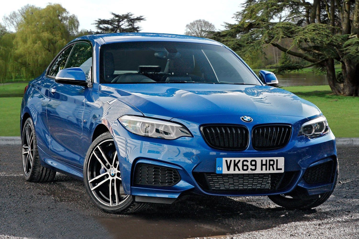 BMW 2 Series 218i M Sport Coupe 1.5 2dr M Sport Plus Package