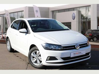 Volkswagen Polo MK6 Hatchback 5-Dr 1.0 75PS SE 5dr NEW SHAPE POLO READY TO GO