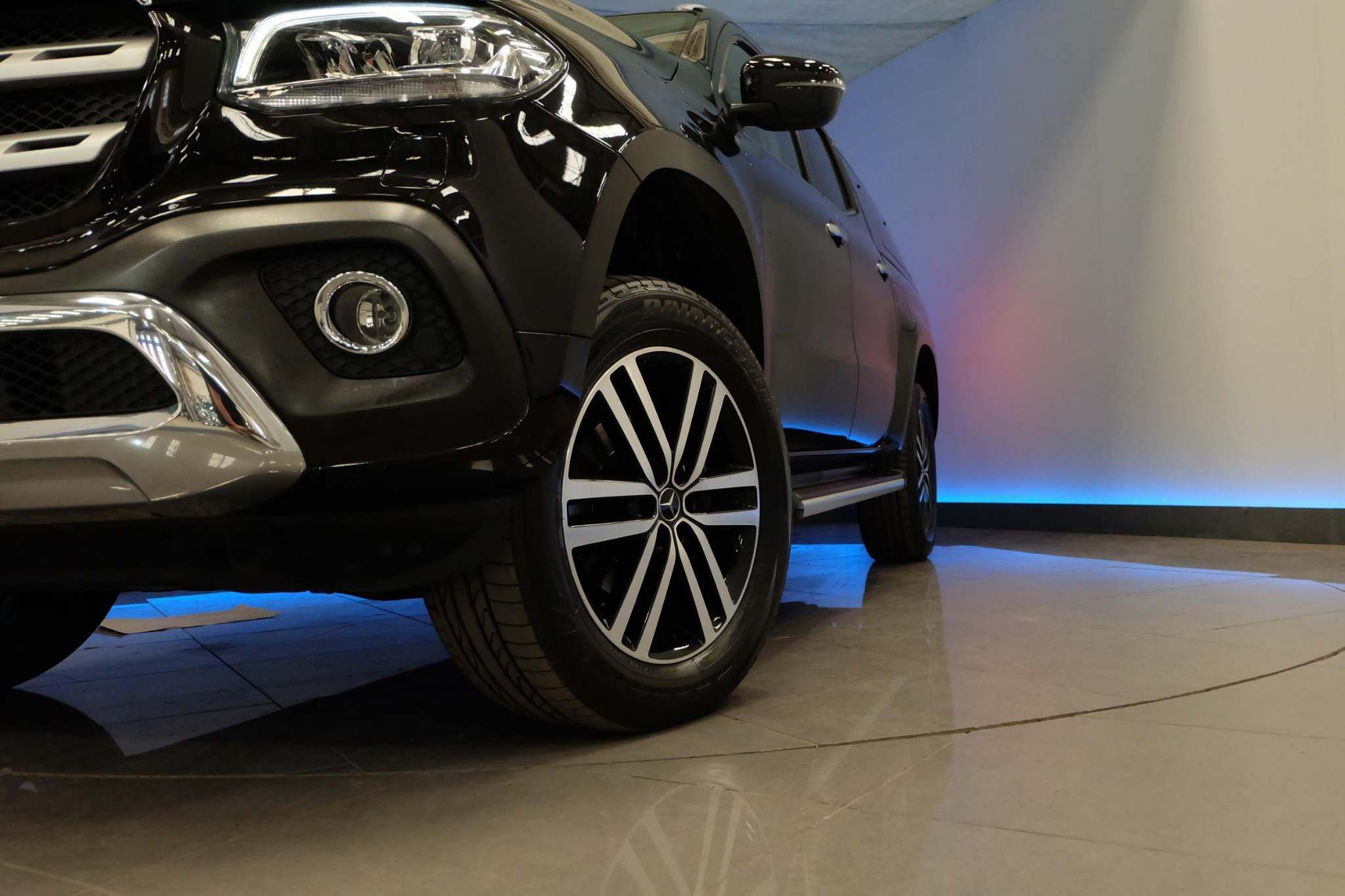 Used Mercedes-Benz X Class 2.3 X250d Power Auto 4matic 4dr