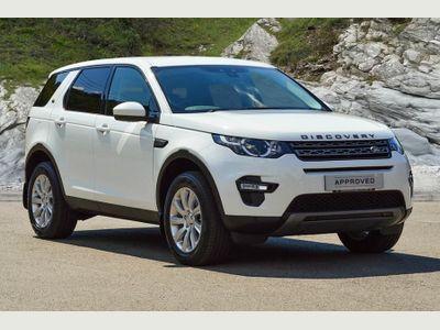 Land Rover Discovery Sport 2.0 TD4 (180hp) SE Tech 5dr SAT NAV, PRIVACY GLASS