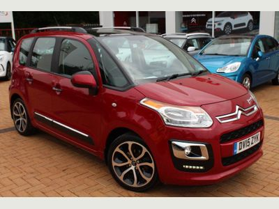 Citroen C3 Picasso 1.6 HDi Selection 5dr Only £20 Road Tax!! WOW