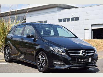 Mercedes-Benz B Class 1.5 B180 SE 7G-DCT 5dr ++++++ REVERSING CAMERA ++++++