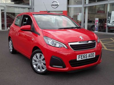 Peugeot 108 1.0 Active 5 door **7 inch Touch Screen**