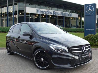 Mercedes-Benz B Class B180d AMG Line Premium 5dr Auto 1.5
